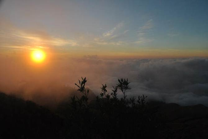Rinjani Short Night Adventure Trekking