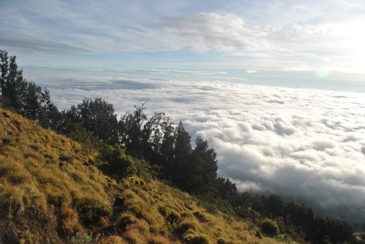 Rinjani Trekking Summit 2 Days