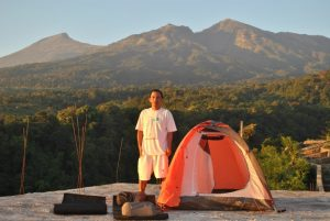 Mount Rinjani Trek Equipment
